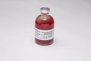 Imagem para o produto SANGUE DE CARNEIRO DESFIBRINADO frasco c/ 50 mL
