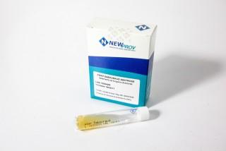 Imagem para o produto ÁGAR SABOURAUD DEXTROSE cx c/ 08 tubos
